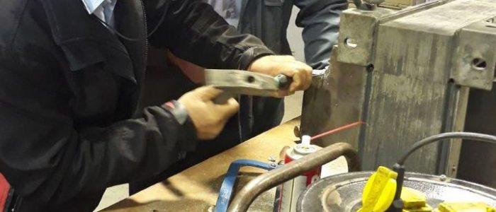 تعمیر ترانس PT واحد یک گازی