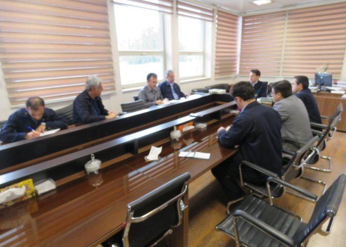 جلسه ویژه بررسی راههای پیشگیری ومقابله با کرونا ویروس