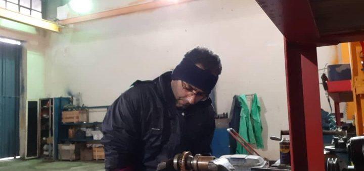 تعمیر و تعویض قطعات سیستم ایر بلوور
